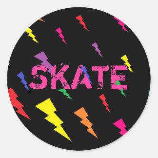 Skate Sticker