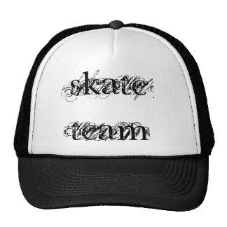 skate team hat