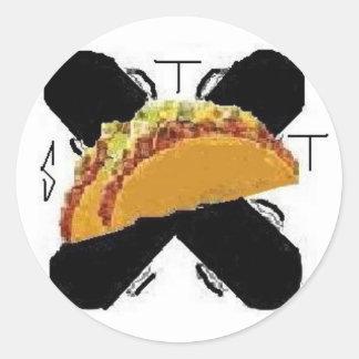 Skate Team TACOS Stickers