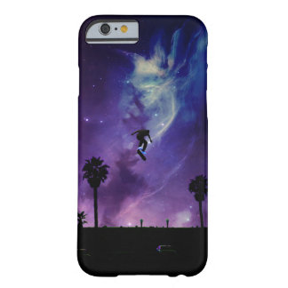 Skate to Space Barely There iPhone 6 Case