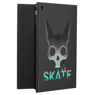 Skate Urban Graffiti Cool Cat Case For iPad Air
