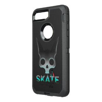 Skate Urban Graffiti Cool Cat OtterBox Defender iPhone 8 Plus/7 Plus Case