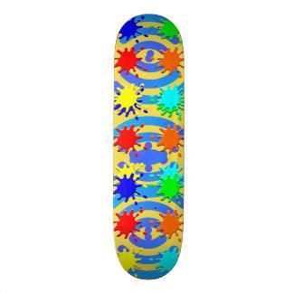 Skateboard 2-Colourful stylish design Skateboard