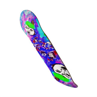 Skateboard Asia
