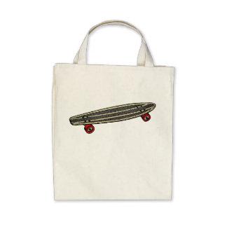 Skateboard Canvas Bags