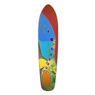 Skateboard Bold Organic Design 6