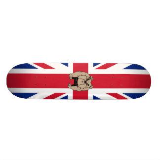 skateboard british bulldog
