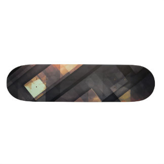 skateboard brown