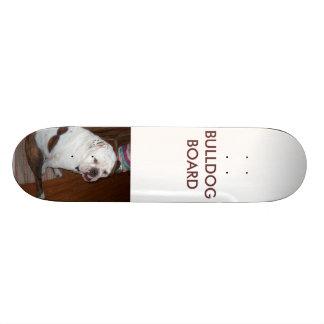 """Skateboard """"Bulldog Board"""""""