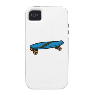 Skateboard Vibe iPhone 4 Cases