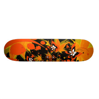 Skateboard Citrus Delight Skate Board Deck