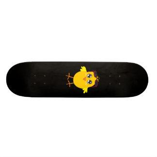 Skateboard Cool Sunglasses Chick