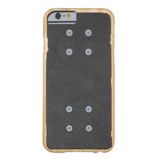 Skateboard Deck Barely There iPhone 6 Case