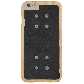 Skateboard Deck Barely There iPhone 6 Plus Case