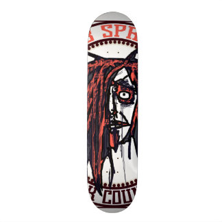 Skateboard Deck - Bob Spring - Gubbelhead