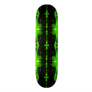 Skateboard Deck; Mutant X-RAY Design, Toxic Green