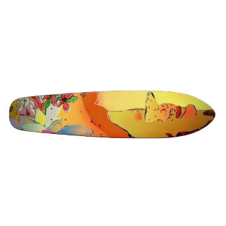 Skateboard Desert Bridge Design