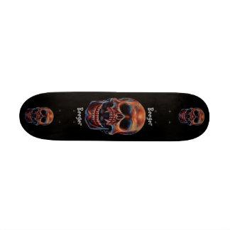 Skateboard - Dracula Skulls