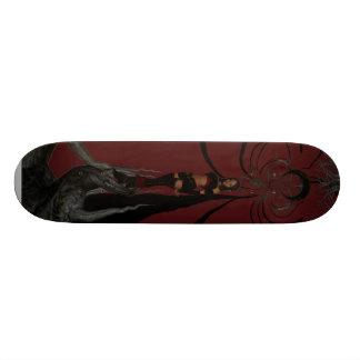 Skateboard Elf Girl Skateboard