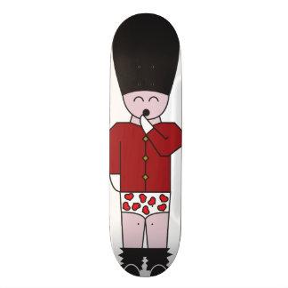Skateboard ENGLAND! By Yépicaï!