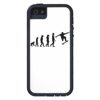 Skateboard Evolution iPhone 5 Cases