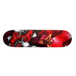 Skateboard Fantasy Art Mermaid In Shell Skate Board Deck