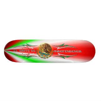 Skateboard-Fiesta-set-1 Skate Board