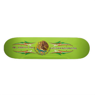 Skateboard-Fiesta-set-2-green Skateboard Decks