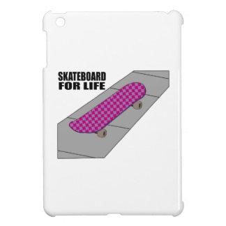 Skateboard For Life iPad Mini Cover