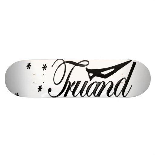 Skateboard GANGSTER Official Street Wear