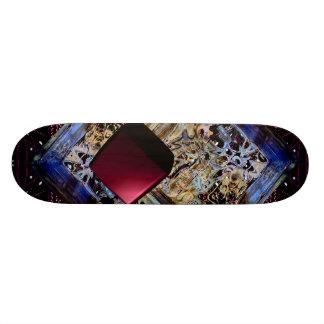 Skateboard Gifts Modern Bold Complex Art