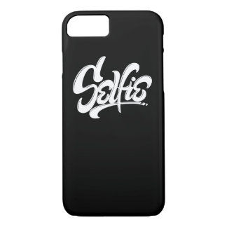 Skateboard Graffiti Selfie Street Art Lettering iPhone 7 Case