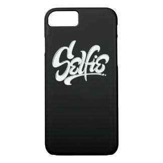 Skateboard Graffiti Selfie Street Art Lettering iPhone 8/7 Case