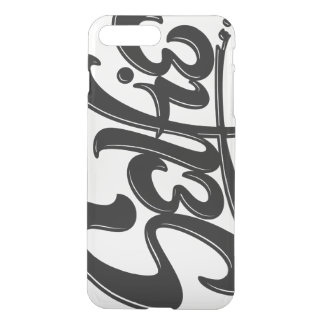 Skateboard Graffiti Selfie Street Art Lettering iPhone 8 Plus/7 Plus Case