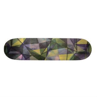 skateboard green