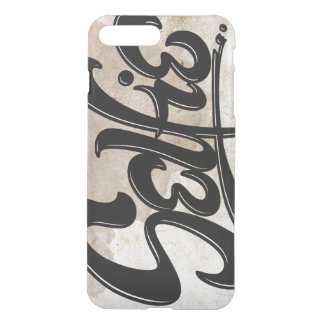 Skateboard Grunge Selfie Street Art Lettering iPhone 8 Plus/7 Plus Case