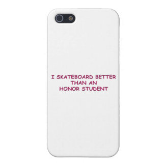 SKATEBOARD iPhone 5 COVER
