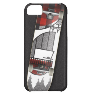 skateboard iPhone 5C case