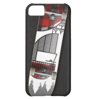 skateboard iPhone 5C case
