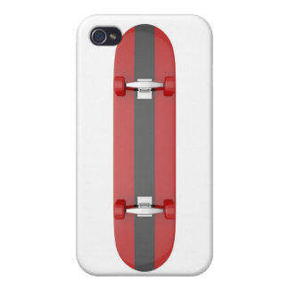Skateboard iPhone 4/4S Cover