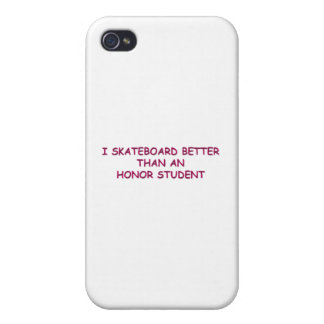 SKATEBOARD COVER FOR iPhone 4