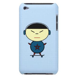 Skateboard Kid iPod Case-Mate Cases