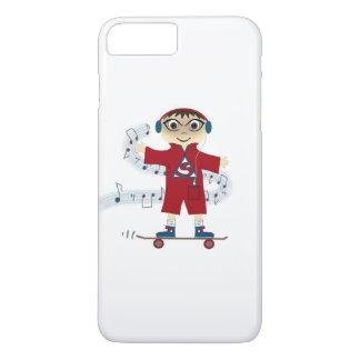 Skateboard Kid iPhone 7 Plus Case