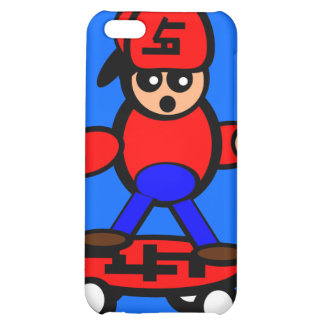 Skateboard Kid Cover For iPhone 5C