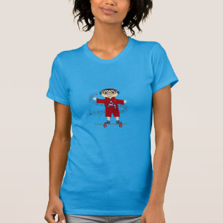 Skateboard Kid T-shirts