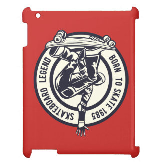 Skateboard Legend IPAD/IPAD MINI, IPAD AIR CASE iPad Covers