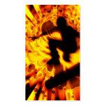 skateboard light explosion