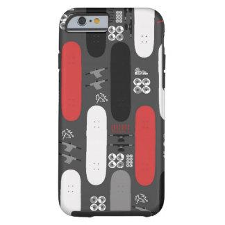 Skateboard Madness (GRB) Tough iPhone 6 Case