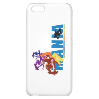 Skateboard Mania Cover For iPhone 5C
