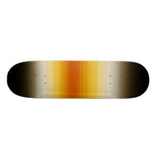 Skateboard Orange Bender Skate Board